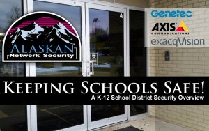Keeping Schools Safe: Integrated Security K-12